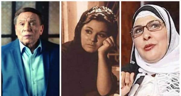 """شقيقة سعاد حسني تنفذ تهديدها لـ""""عادل إمام"""""""