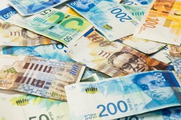 الدولار يواصل ثباته أمام الشيكل الاسرائيلي