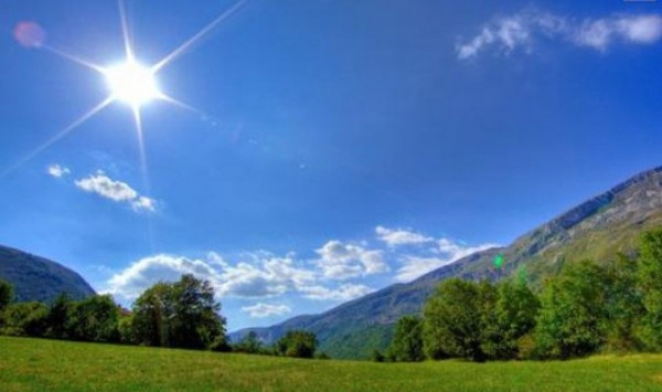 الطقس: ارتفاع على درجات الحرارة