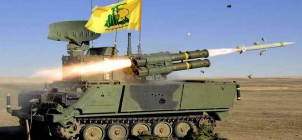 """شاهد لأول مرة """"حزب الله"""" يعرض ترسانته الجوية.. فهل ستخشاهم إسرائيل؟"""