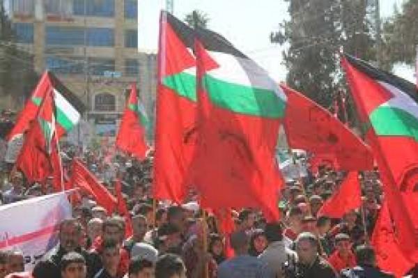 الديمقراطية: التصعيد العسكري الإسرائيلي للتشويش على حوارات إنهاء الانقسام