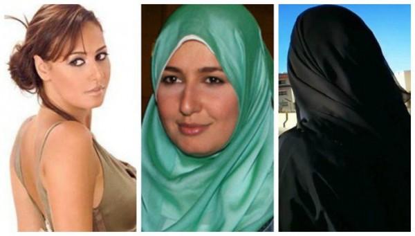 """تعليقات النجوم على خلع حلا شيحة الحجاب.. احداهن قالت:""""إيه صفيحة الزبالة دي؟"""""""