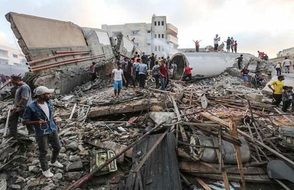 ألمانيا: لا نريد أن يتحول جنوب إسرائيل وقطاع غزة لصراع عسكري كبير