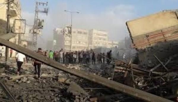 'الثقافة' تستنكر تدمير الاحتلال مركز المسحال الثقافي في غزة