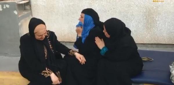 """شاهد.. والدة الشهيد """"القططي"""": ما تقولوا عبد الله مات"""