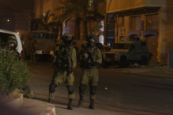 الاحتلال يقتحم عزون شرق قلقيلية ويُغلق مداخلها