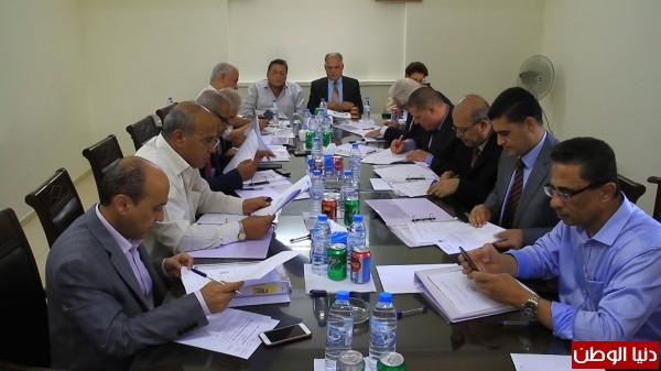 مجلس أمناء جامعة الأزهر بغزة يعقد اجتماعه الأول