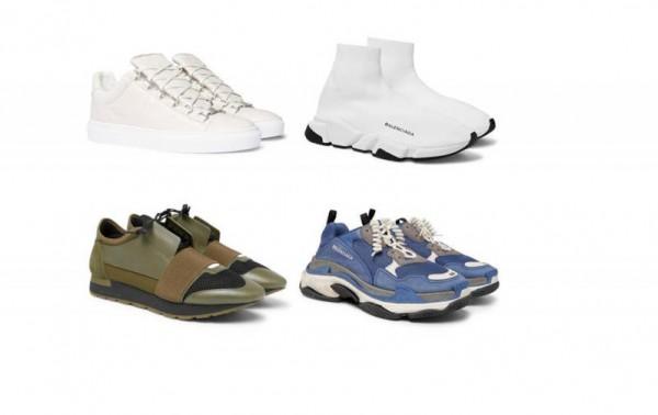 لعشاق أحذية السنيكرز.. هذه أفضل الأنماط الفاخرة