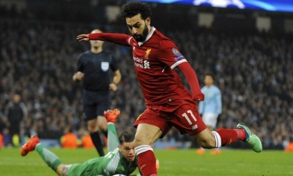 شاهد: الهدف الأول لمحمد صلاح في الدوري الإنجليزي للموسم الحالي