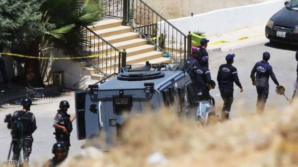 """أمن الدولة الأردني يبدأ تحقيقاته بعملية """"السلط"""""""
