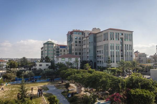 الكلية الجامعية للعلوم التطبيقية تعلن عن هيكليتها الجديدة للعام 2018-2019م