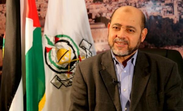 أبو مرزوق: لقاءات القاهرة تبحث الاتفاق على موقف وطني جامع للتهدئة مع إسرائيل