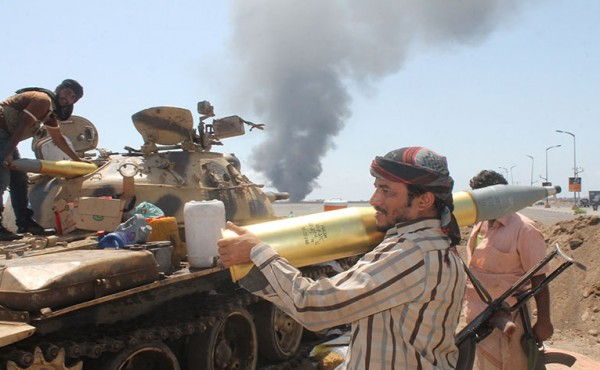 مقتل 35 حوثياً في الجوف والتحالف يُدمّر خمس مركبات عسكرية