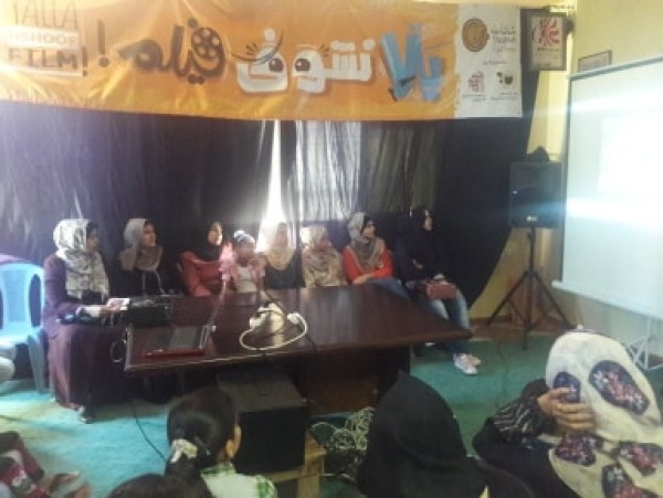 """جمعية حكاوي للثقافة والفنون تعرض فيلم """"القرار"""""""