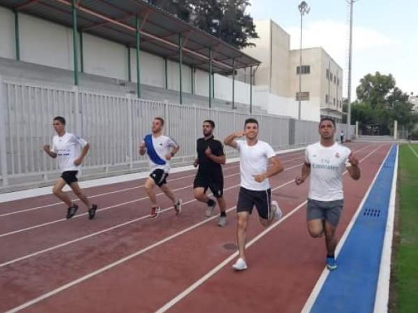 لجنة الحكام باتحاد الكرة تختتم اختبارات اللياقة البدنية لحكامها استعداداً للدوري العام