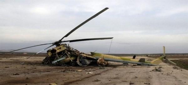 مقتل جندي بتحطم مروحية للتحالف الدولي في العراق