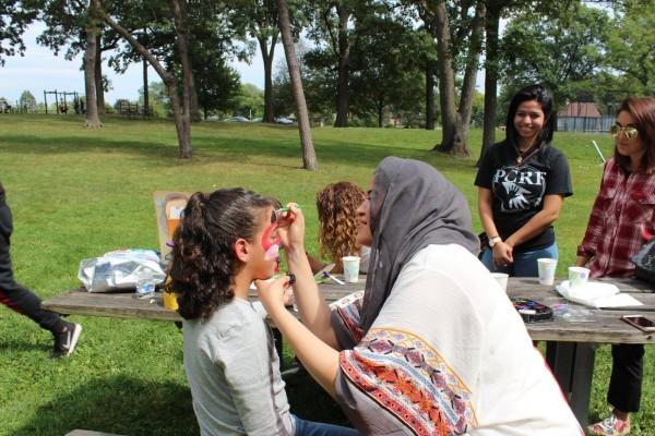 جمعية إغاثة أطفال فلسطين تقيم حفلها الصيفي السنوي بحضور العشرات من الداعمين لنشاطاته بشيكاغو