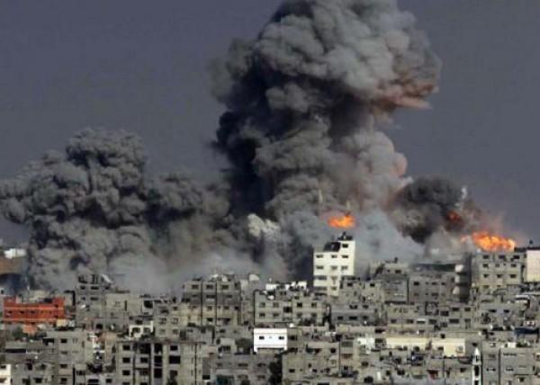 الذكرى الرابعة لوقف العدوان الإسرائيلي على غزة عام 2014