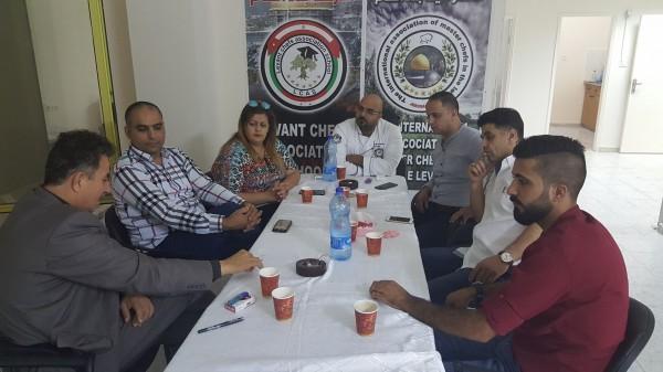 """جمعية ماستر شيف بلاد الشام تنظم مهرجان """"تذوّق"""" الطبق الفلسطيني الأول"""