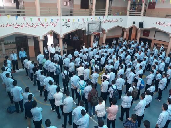 جمعية التضامن الخيرية تفتتح العام الدراسي الجديد في المدرسة الثانوية الإسلامية