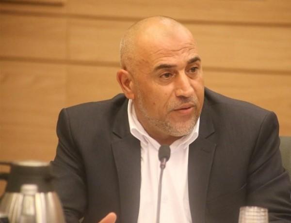 النائب طلب ابو عرار يطالب باستمرار برنامج إكمال التعليم المدرسي في المجتمع العربي