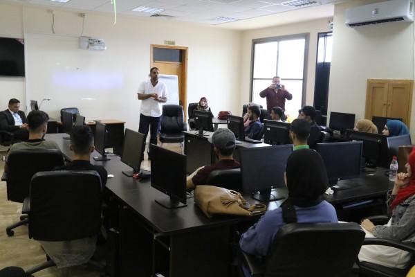 خضوري وشارك يخرجان طلبة برنامج تميز في موسمه الرابع