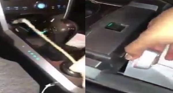 شاب سعودي يكشف عن عيب خطير في سيارات فورد