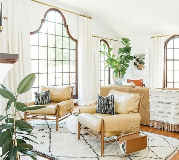 صور: كيف تختارين اللون الأبيض المناسب لطلاء منزلك