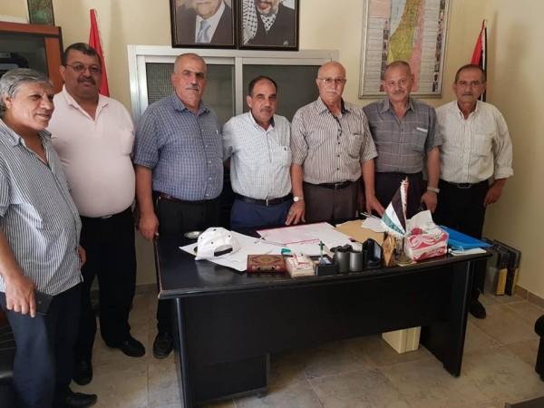 جبهة التحرير الفلسطينية تلتقي جبهة التحرير العربية واللجنة الشعبية في مخيم الرشيدية