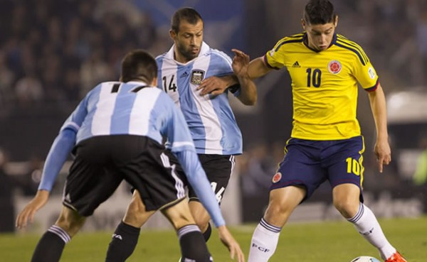 فيديو: الأرجنتين تكتفي بالتعادل سلباً مع كولومبيا