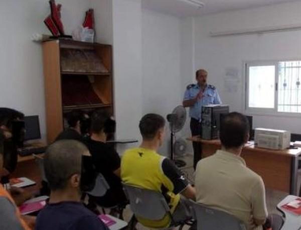 الشرطة ومديرية التربية والتعليم يفتتحان دورة محو الأمية لنزلاء مركز الإصلاح