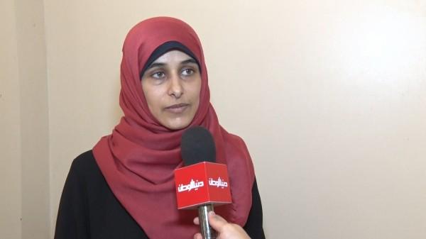 شاهد: موجهةً رسالة للقيادة.. فتاة من غزة تُضرب عن الطعام وهذه مطالبها
