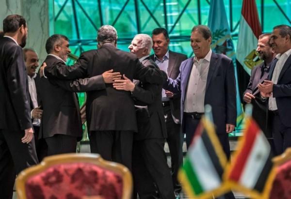 فتح: مصر تحاول إقناع حماس بضرورة تنفيذ اتفاق أكتوبر 2017