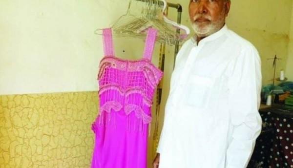 قصة غريبة.. لماذا احتفظ خياط بفستان فتاة منذ أيام أزمة الكويت قبل 28 عاماً؟