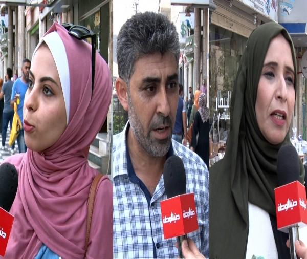 شاهد: رسالة المواطنون للقيادة الفلسطينية بشأن المصالحة والتهدئة