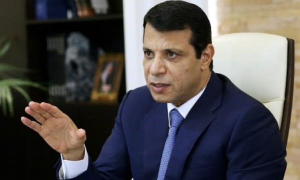 دحلان: لعبنا دورًا بين مصر وحماس حتى نتوصل لتشكيل حكومة وحدة وطنية