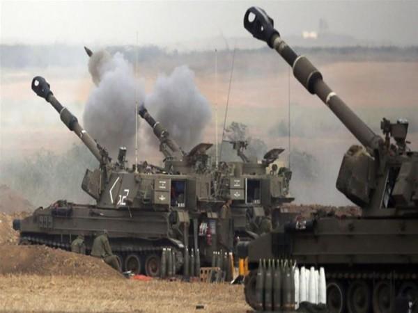 مدفعية الاحتلال تقصف مرصدين للمقاومة شرق وجنوب قطاع غزة