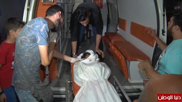 """فيديو: """"دنيا الوطن"""" ترصد لحظة وصول الشهيد شادي عبد العال لمستشفى الشفاء"""