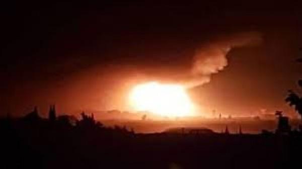 المضادات الجوية السورية تتصدى لهجوم إسرائيلي على مطار دمشق