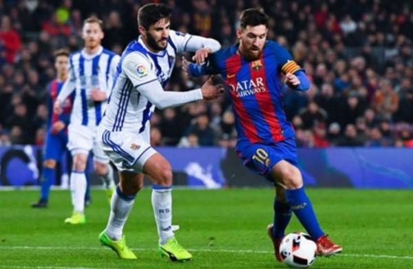 فيديو: برشلونة يقلب تأخره أمام سوسييداد إلى فوز