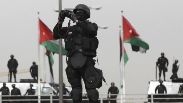 الأمن الأردني يقبض على عناصر (إرهابية)