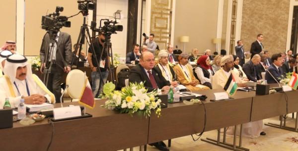 محافظ سلطة النقد يشارك باجتماع مجلس محافظي المصارف المركزية ومؤسسات النقد العربية