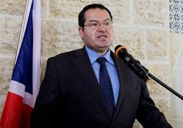 الخالدي: الرئيس سيلتقي نظيره الفرنسي في باريس الجمعة