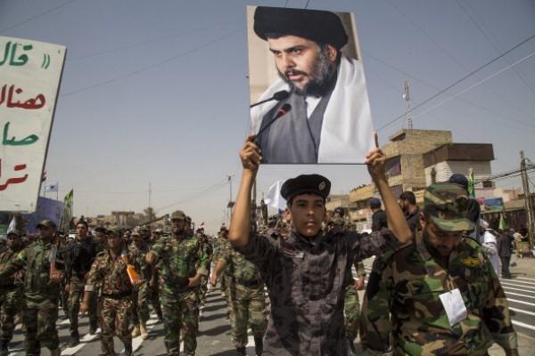 """قائد في """"الحشد الشعبي"""" ينسحب من سباق رئاسة الحكومة العراقية"""