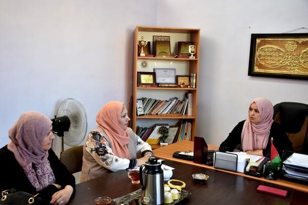 محافظة سلفيت تنفذ زيارة تفقدية الى مركز الدار البيضاء