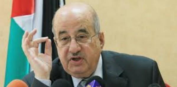 الزعنون: نبذل جهداً مع الأردن لطرح مبادرة للاتحاد الأوروبي لحل أزمة (أونروا)