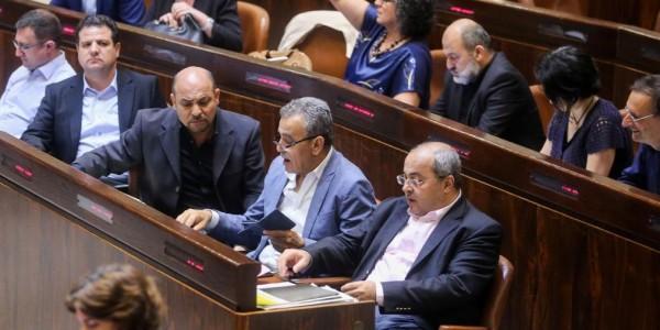 أعضاء عرب بالكنيست للأمم المتحدة: اضغطوا على إسرائيل لإلغاء قانون القومية