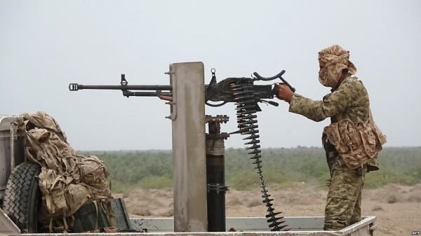 بينهم قيادي حوثي.. قتلى وجرحى في هجوم للمقاومة بالحديدة