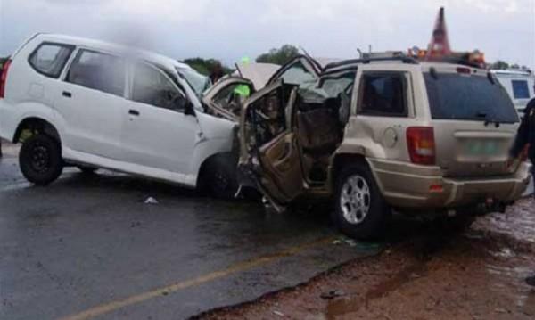 أربع إصابات في حادث سير قرب شارع رام الله- نابلس