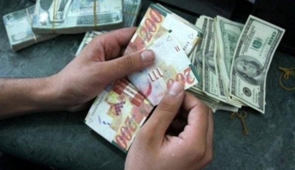 العملات: ثبات الدولار أمام الشيكل